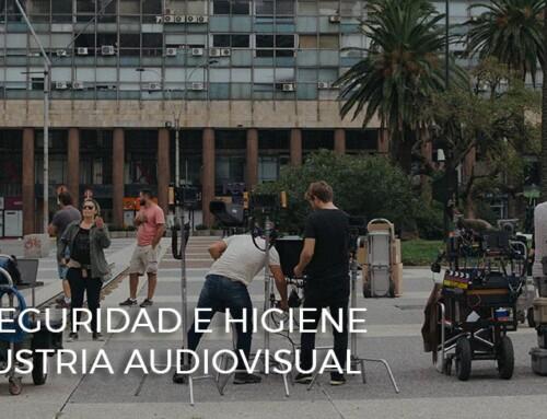 Uruguay es el primer país que vuelve al set de rodaje