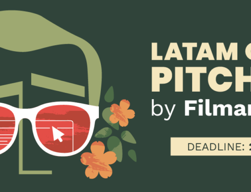 Latam Online Pitchbox is a virtual pitching event focused on Latin American feature films and series in development.